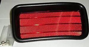 Genuine Mitsubishi OE Part Montero Pajero Sport Rear Bumper Reflector RIGHT Side