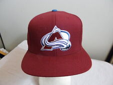 NHL COLORADO AVALANCHE  2001 Stanley Cup Final Mitchell & Ness Fitted Hat 7 3/8