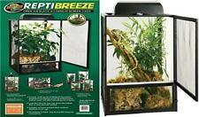 New listing Zoo Med ReptiBreeze Open Air Screen Cage, Medium, 16 x 16 x 30-Inches