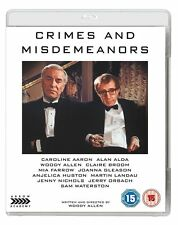Crimes And Misdemeanors: New Blu-Ray - Woody Allen