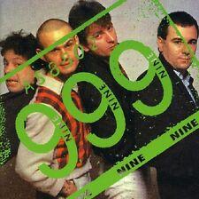 999 Punk Singles 1977-80 CD NEW SEALED I'm Alive/Homicide/Nasty Nasty/Emergency+