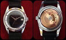 MEIER WATCH-automatic-vintage military style-ETA 2472-anni'50-swiss made-rare