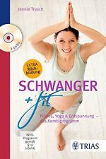 DVD Schwanger + Fit Jennie Trusch + 2 DVD's (K32)