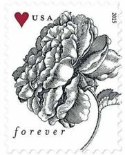 1000 Usps (50 Panes Of 20) Forever Vintage Rose Postage Stamps Wedding Stamps
