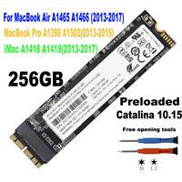 256GB SSD for 2013 2014 2015 MacBook Air A1465 A1466 MacBook Pro A1502 A1398