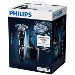 Philips Series 9000 Wet & Dry Men's Electric Shaver S9711 with Smart Clean