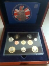 More details for birthday gift? gb proof coin year set 2004 free uk postage