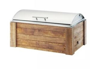 Cal-Mil 3429-99 Madera Chafer With Lid