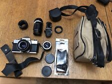 Praktica MTL5 Film Camera Kit Free Postage