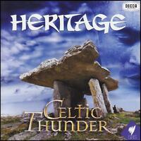 CELTIC THUNDER - HERITAGE CD Album ~ IRISH / IRELAND / CELTS ~ SBS *NEW*