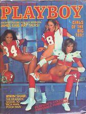 Playboy 1977 September, Debra Jo Fondren 5 foot long hair!! girls of the big 10