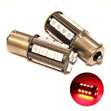 Cabe FORD FOCUS MK3 1.6 Duratec Ti-VCT Rojo 23-SMD LED 12 V Bombillas De Cola & antiniebla trasera