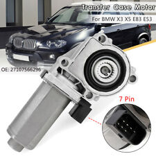 Transfer Case Shift Motor Actuator Metal 27107566296 For BMW X3 X5 E53 04-10 AU