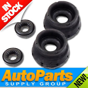 VW/Audi Front Strut Mounts & Bearings OEM ZF/Sachs/Boge 4 PC Set L&R Fast Ship!