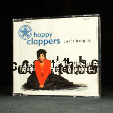 Happy Clappers - Can't Help It - music cd EP