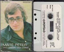 MATE PETER VAGY MINDENT VAGY SEMMIT cassette Pepita Charles Aznavour The Beatles