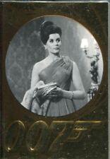 James Bond 50th Anniversary Series 2 Complete 99 Card Base Set
