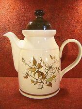 "ROYAL DOULTON ""WILD CHERRY"" Large COFFEE POT LS1038 - FREE UK POSTAGE"
