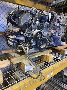 1998-02 Mercedes Benz C320 3.2L Engine Assembly OEM Run Tested See Description