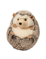 Douglas Plush Large Spunky Hedgehog Stuffed Animal Large 8 inch size NEW