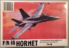 Arii Lee Model 1:144 Jet Fighter Series F/A-18 Hornet