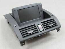 06-09 Mazda 3 Pop-Up Navigation Navi GPS Information Info Display Screen OEM A