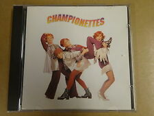 CD / THE CHAMPIONETTES