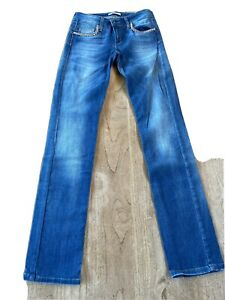 Liu-Jo Jewelled Jeans Size 29