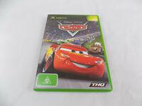 Mint Disc Xbox Original Disney Pixar Cars PAL Free Postage
