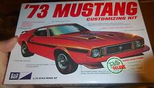 MPC 1973 FORD MUSTANG 3n1 1/25 Model Car Mountain KIT fs 846