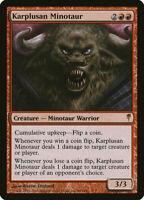 Karplusan Minotaur MTG Magic the Gathering COLDSNAP Karplusan Minotaur