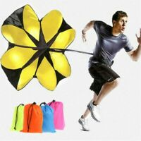 "56"" Sports Speed Chute resistance exercise running power training parachute"