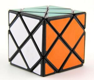 4 Axis Skewed Magic Cube Professional Speed Puzzle Anti Stress Educational Toys