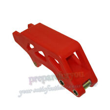 Red Chain Guide Guard Slider For Honda 2007-2017 CRF250X 2008-2017 CRF450X