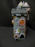 Aged wizards dice tower and storage (Dungeons and Dragons, Warhammer, Tabletop)