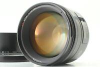[ NEAR MINT ] Minolta AF 85mm f1.4 Lens for Minolta Sony A Mount from Japan A067