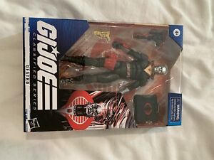 Hasbro GI Joe Classified Series Destro Action Figure Boxed New Action Force