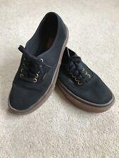 Vans Shoes Black Size 6 V Good Condition