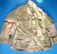 Desert Camo Military Combat Coat Jacket Sz Medium Regular FREE SHIP