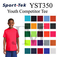 Youth Sport Tek ST350 Dri-Fit Workout T-Shirt S-4XL
