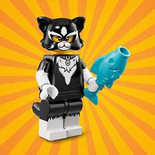 YRTS Lego 71021 Serie 18 Chica con Disfraz de Gato Figura 12 ¡New!