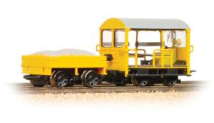 Bachmann 32-992 OO Type 27 Wickham Trolley - Yellow BRAND NEW!