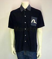 EVISU DELUXE overhemd XL blauw NP:€250