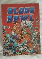 Blood Bowl Game Boxed Set and Expansion Death Zone Football Games Workshop 1986