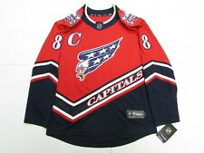ALEX OVECHKIN WASHINGTON CAPITALS FANATICS REVERSE RETRO BREAKAWAY HOCKEY JERSEY