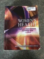 Women's Health : Readings on Social, Economic, and Political Issues by Mariamne