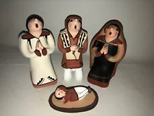 Jemez Nativity Set Joyce Lucero