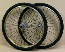 SPINERGY SPOX WHEELSET 26 INCH SHIMANO COMPATIBLE 9, 8 OR 7 SPEED SKEWERS