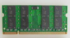 Barrette mémoire SoDimm  200 broches 1 Go 667 MHz / PC2-5300 pour portable