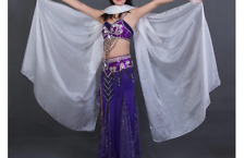100% Silk Veils Plain Veil Colours Belly Dance